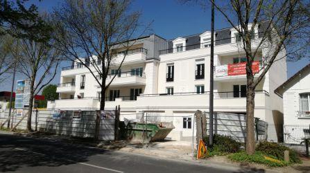 Construction de 18 logements et commerces à Antony