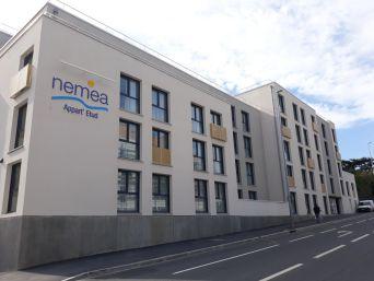 Construction d'une Résidence étudiante à Caen