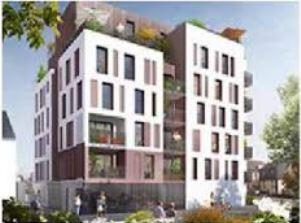 """Construction de 26 Logements à Rennes """" Connexion """""""
