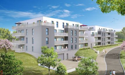 Construction de 48 logements à Guipavas