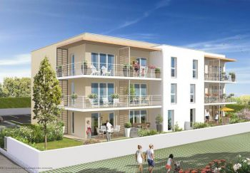 "Construction de 24 logements à Lannion ""Kastel Rosa"""
