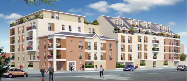 Construction de 65 logements à Epinay Sur seine