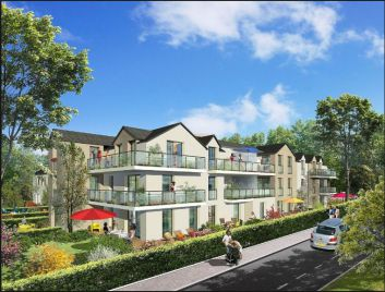 Construction de 25 logements à Montigny