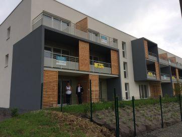 """Construction de 59 logements à Plérin """" le Légué """""""