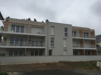 "Construction de 33 logements à Rennes "" Patton """