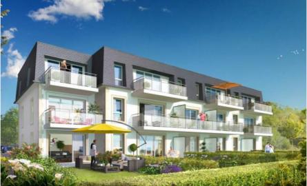 """Construction de 33 logements à Trégueux """"le Jardin Maryge"""""""