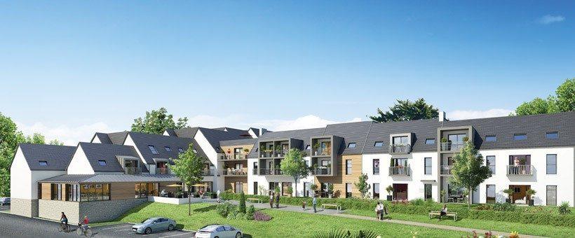 Construction d'une RPA de 89 logements à St-Pol-de-Léon