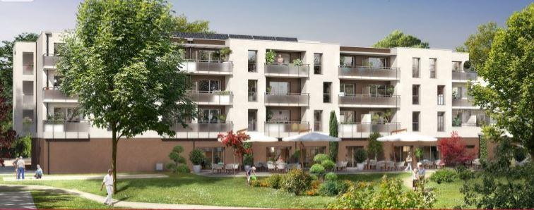 """Construction d'une RPA de 98 logements à Brest """" Lanroze """""""