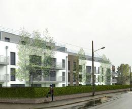 """Construction de 57 logements à Vitré """" Beauvais """""""