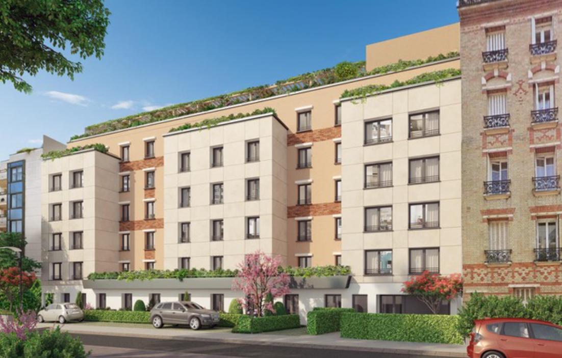Réhabilitation d'un immeuble de 58 Logements à Courbevoie
